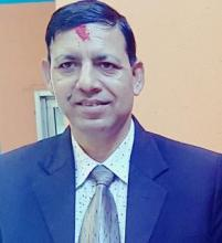 Hom Prasad Poudel Chief Administrative Office of Dharmadevi Municipality