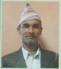 Jagat Bahadur Karki Ward 1 Chairman Dharmadevi Municipality