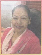 Sarita Lamsal Assistant Women Development Invigilator of Dharmadevi Municipality