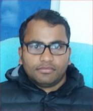 Sushil Pokharel Accountant of Dharmadevi Municipality
